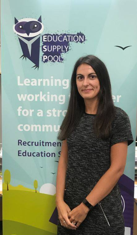 Education Supply Pool welcomes Hannah Winfield To The Team
